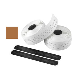 Selle Italia Smootape Classica Handelbar Tape Leather gel 2.5 mm brown